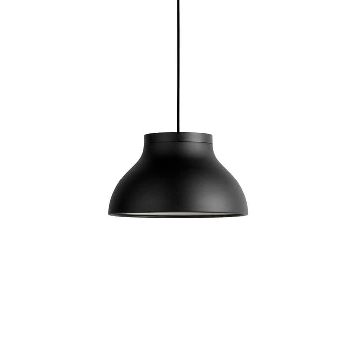 PC vedhæng lys S, Ø 25 x H 1 4. 5 cm, blød sort Hay