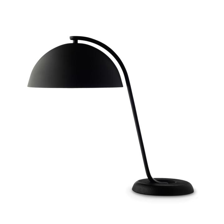 Hay – Cloche bordlampe i sort