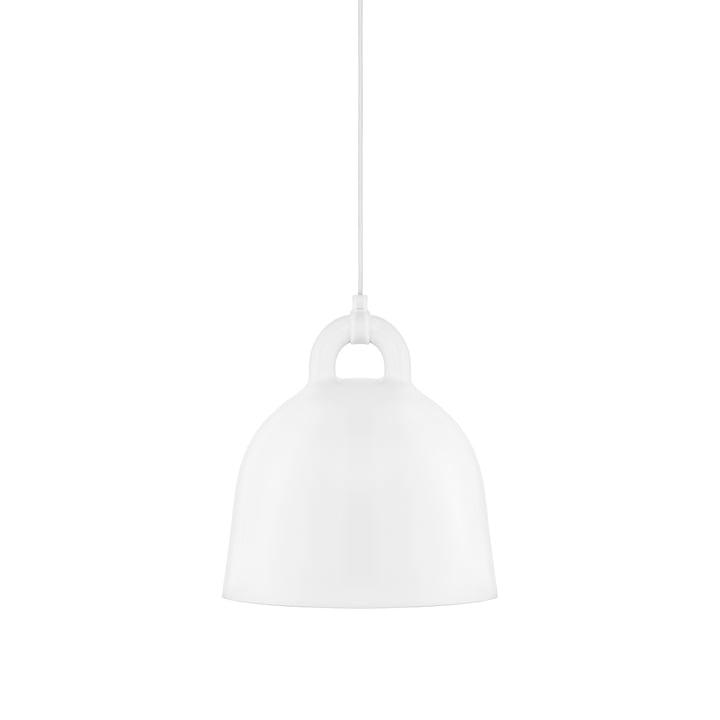 Bell pendel fra Normann Copenhagen i hvid (lille)