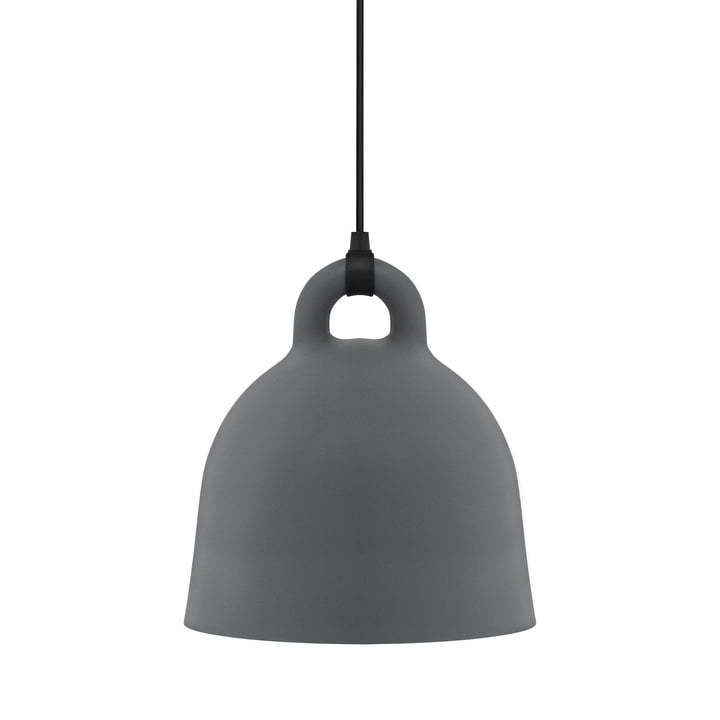 Bell pendel fra Normann Copenhagen i grå (medium)