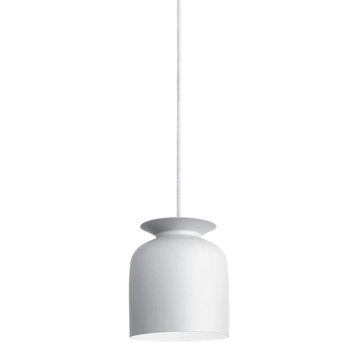Gubi – Ronde pendel, Ø20 cm, hvid