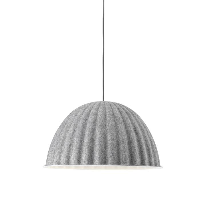 Under the Bell pendel Ø 55 cm fra Muuto i grå