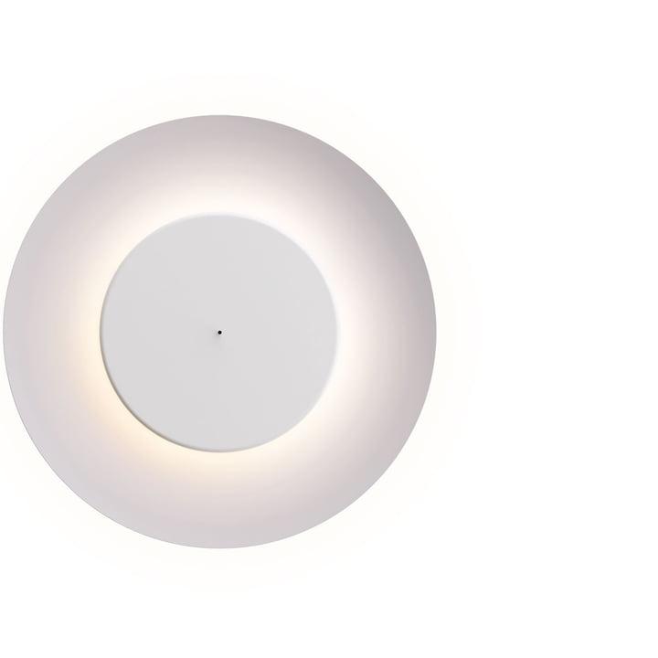 FontanaArte – Lunaire væglampe, hvid