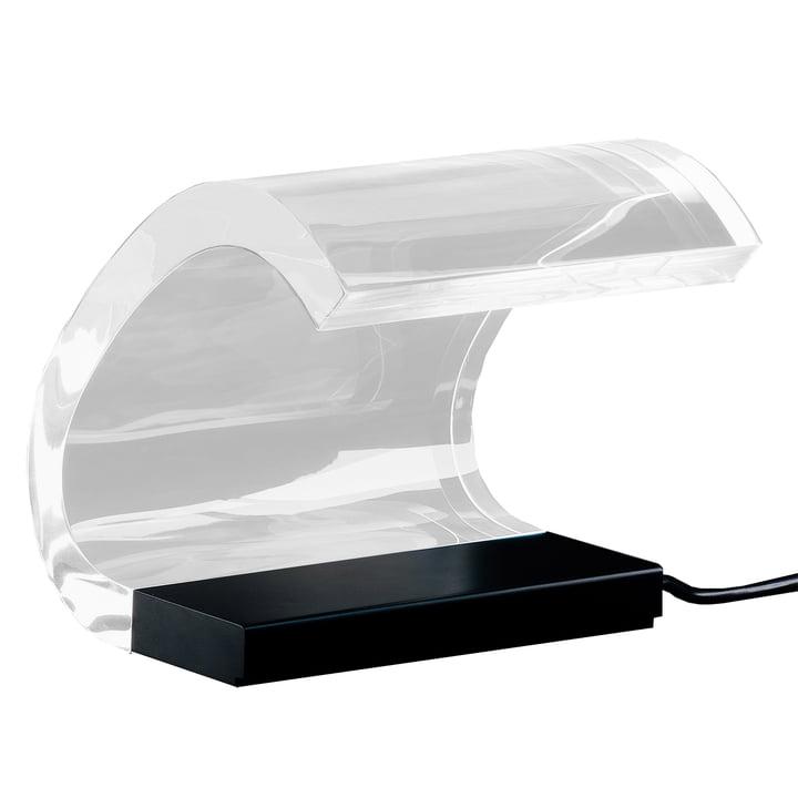 Acrilica bordlampe 281 af Oluce
