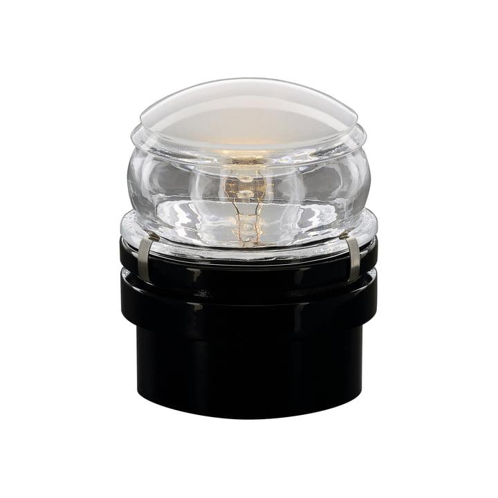 Fresnel væglampe, sort fra Oluce