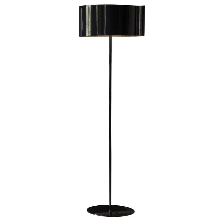 Switch gulvlampe, sort af Oluce