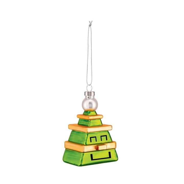 Cubik Tree juletræspynt af Alessi