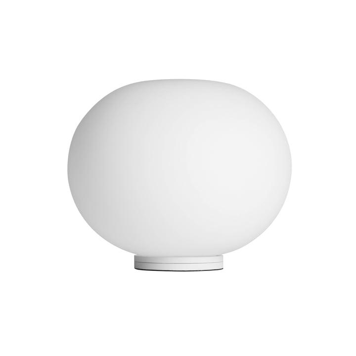 Glo-Ball Basic Zero Switch fra Flos i hvid