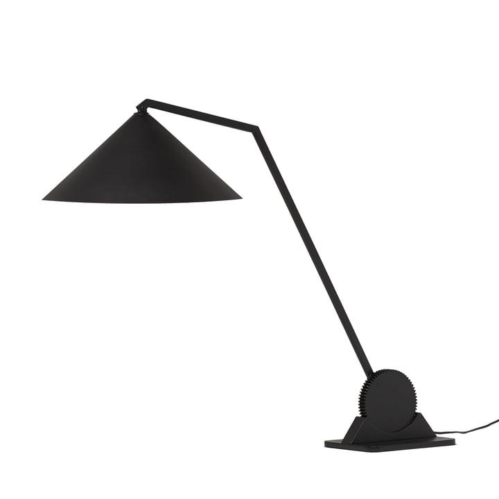 Northern – Gear bordlampe, sort