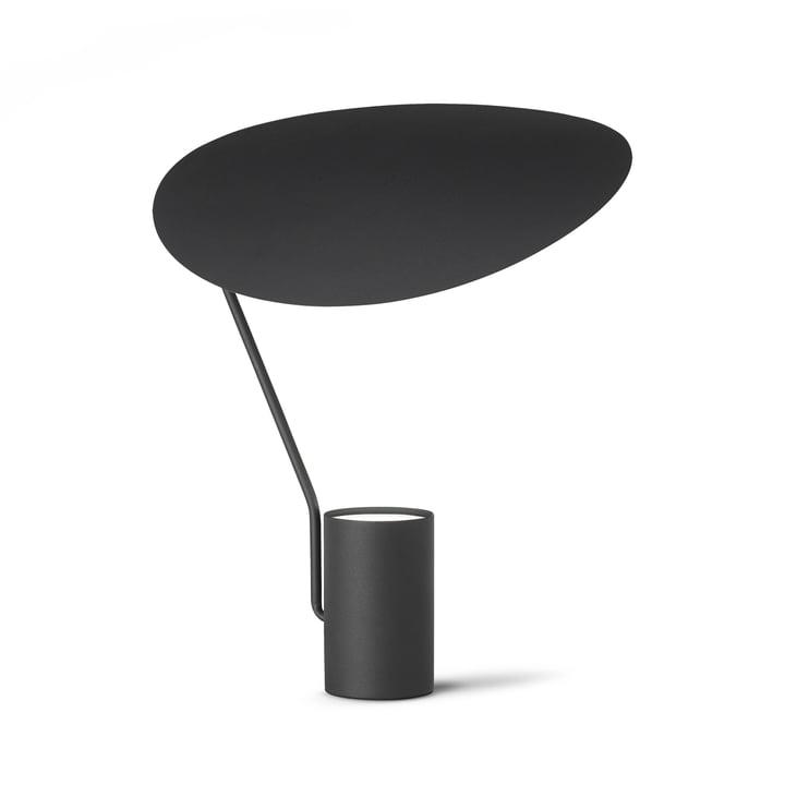 Ombre bordlampe af nordlig i sort