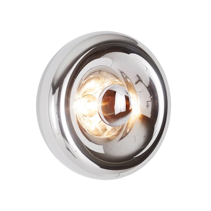 Void væglampe Ø 30 cm fra Tom Dixon i stål