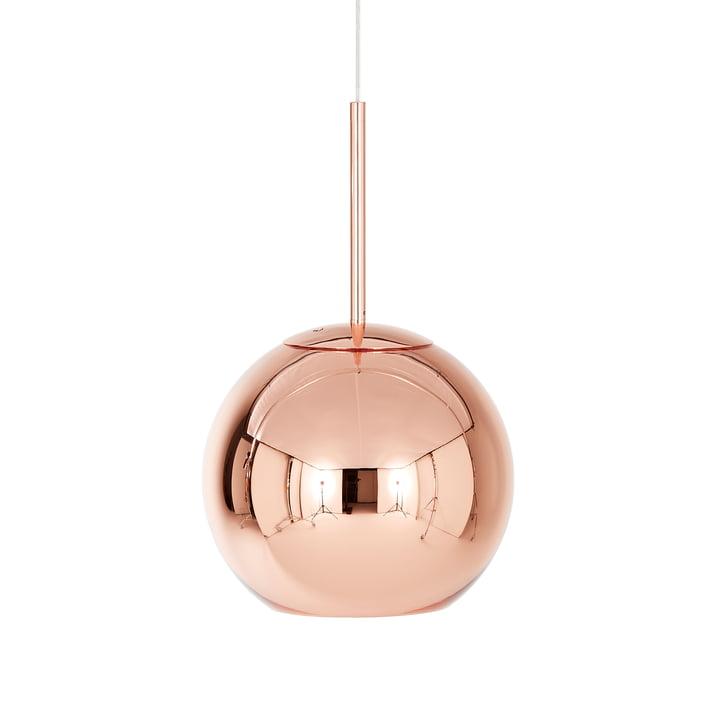 Tom Dixon - Kobber pendel lampe Ø 25 cm, kobber