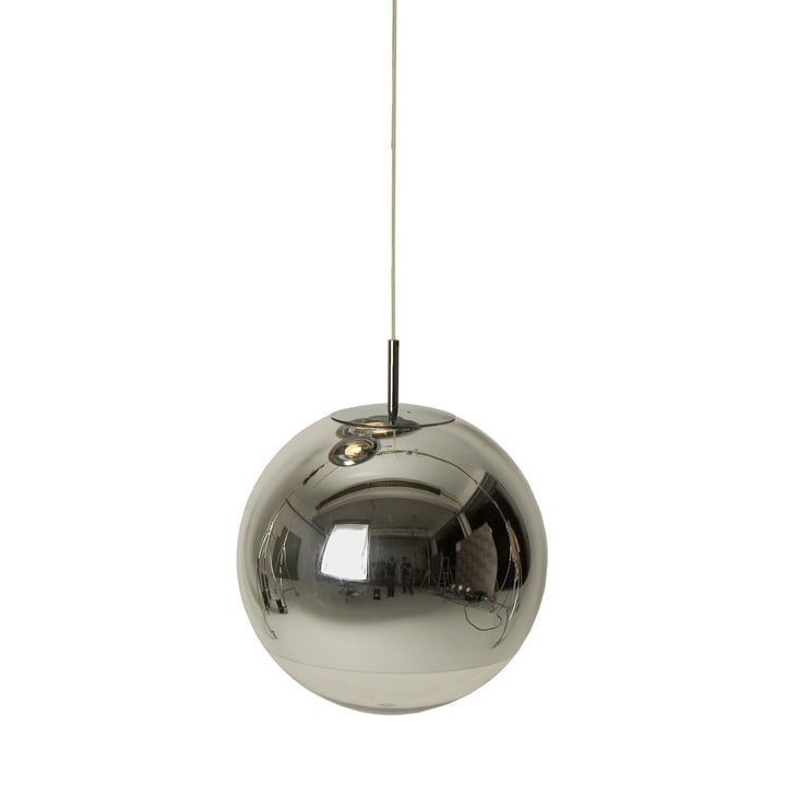 Mini Mirror Ball krom vedhængslampe af Tom Dixon