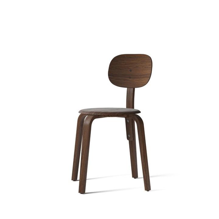 Afteroom Dining Chair Plywood, mørkbejdset eg af Menu