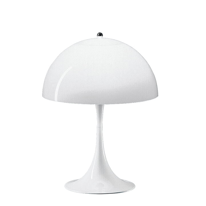 Panthella bordlampe af Louis Poulsen
