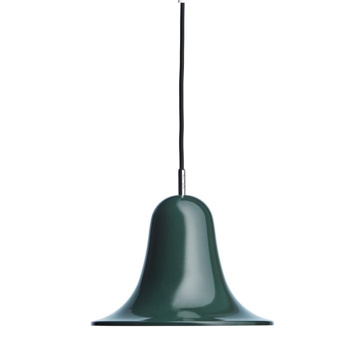 Pantop pendel fra Verpan i mørkegrøn