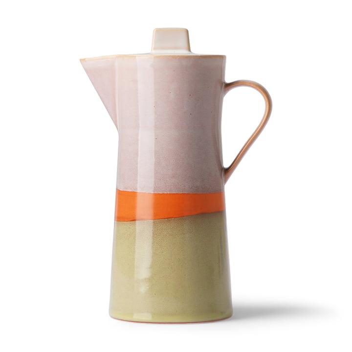 70's kaffekande, flerfarvede af HKliving