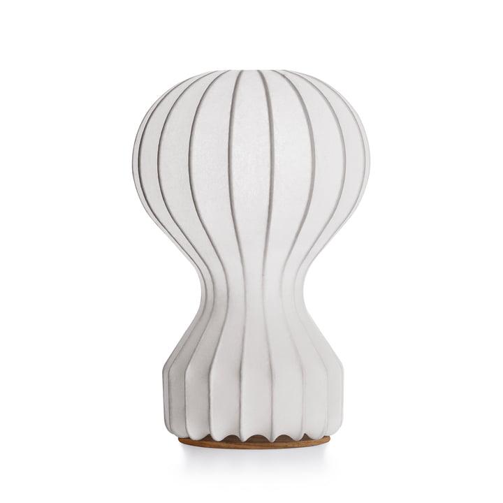 Gatto Piccolo bordlampe Ø 21 x H 31 cm af Flos i hvidt