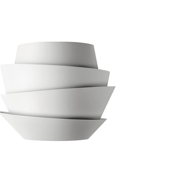 Foscarini - Le Soleil væglampe, hvid