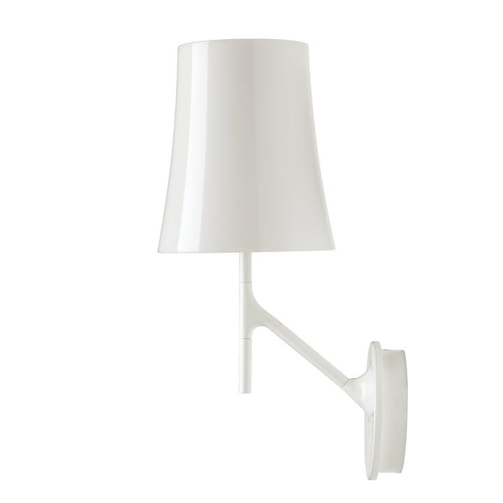 Foscarini – Birdie væglampe, hvid