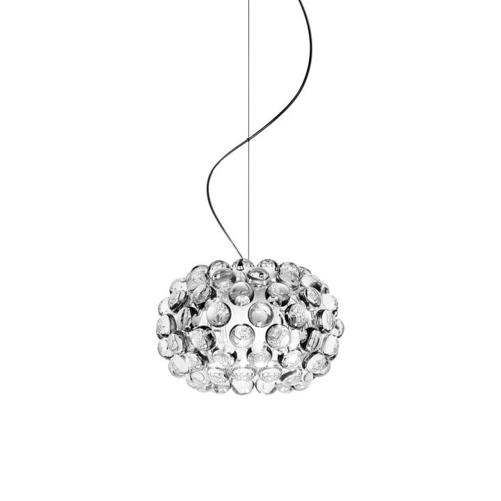 Foscarini – Caboche pendel transparent, lille