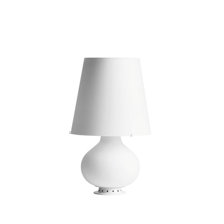Fontana bordlampen fra FontanaArte i hvid