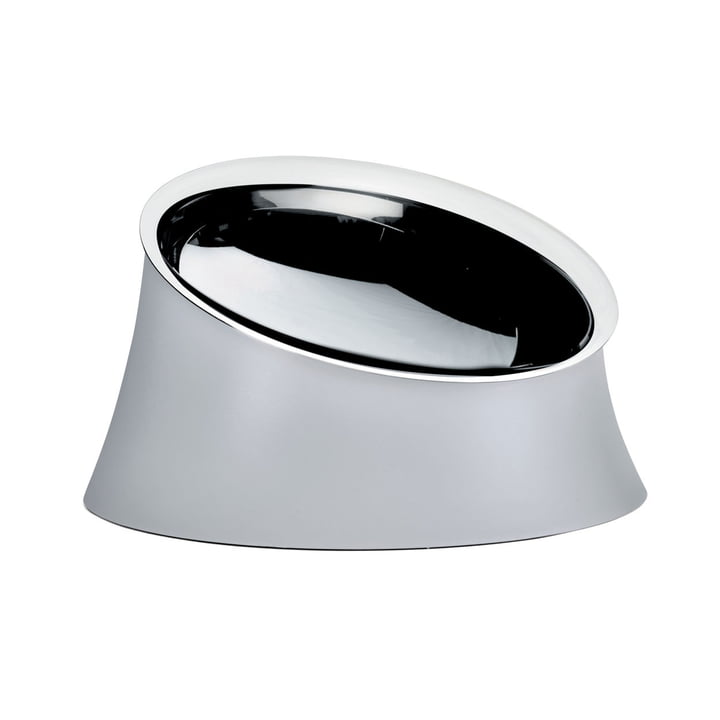 Wowl fra Alessi i lille, warm grey