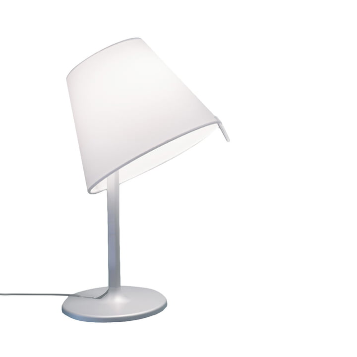 Artemide - Melampo Notte bordlampe, aluminium Melampo Notte