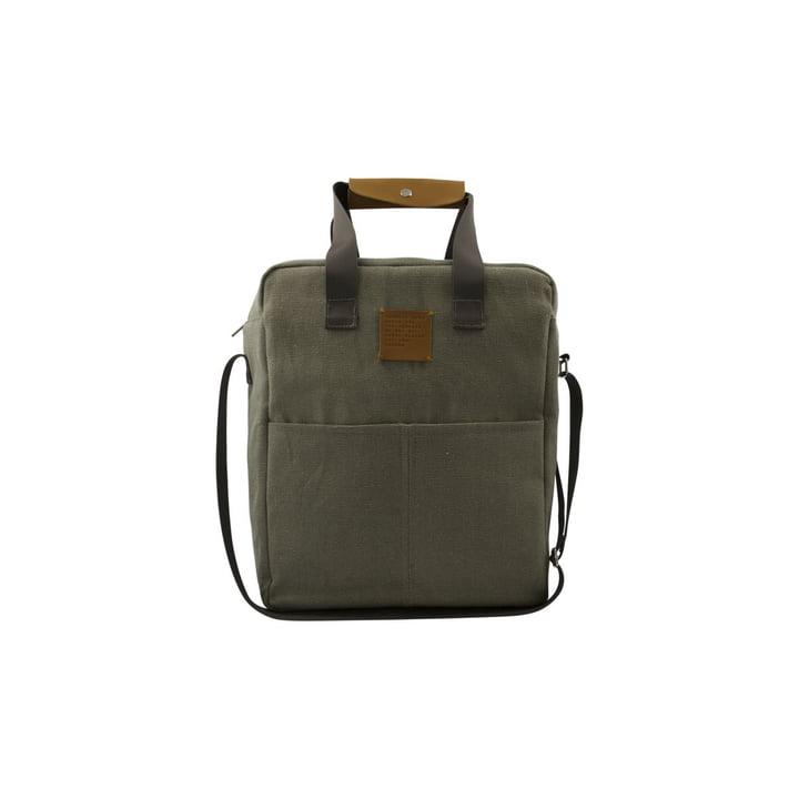 House Doctor - Kølepose til picnic, hærgrøn