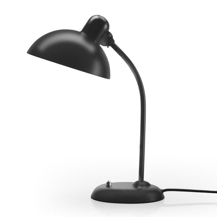 6556-T bordlampe, mat sort fra KAISER idell