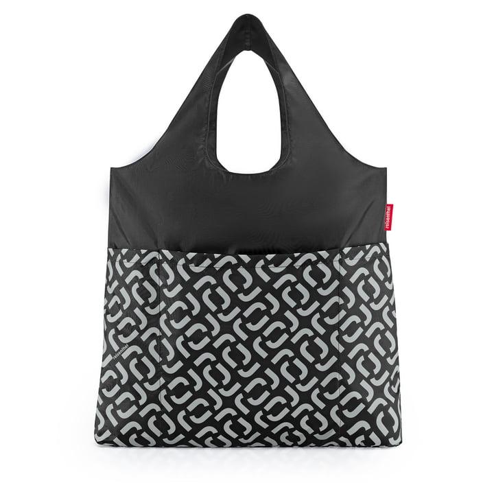 mini maxi shopper plus fra reisenthel i signature black