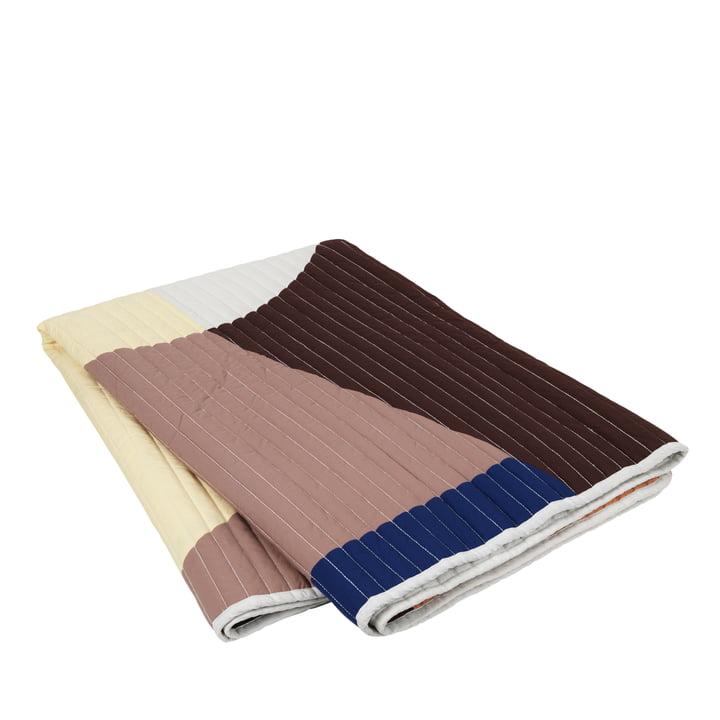 Fie sengetæppet fra Broste Copenhagen, farverigt