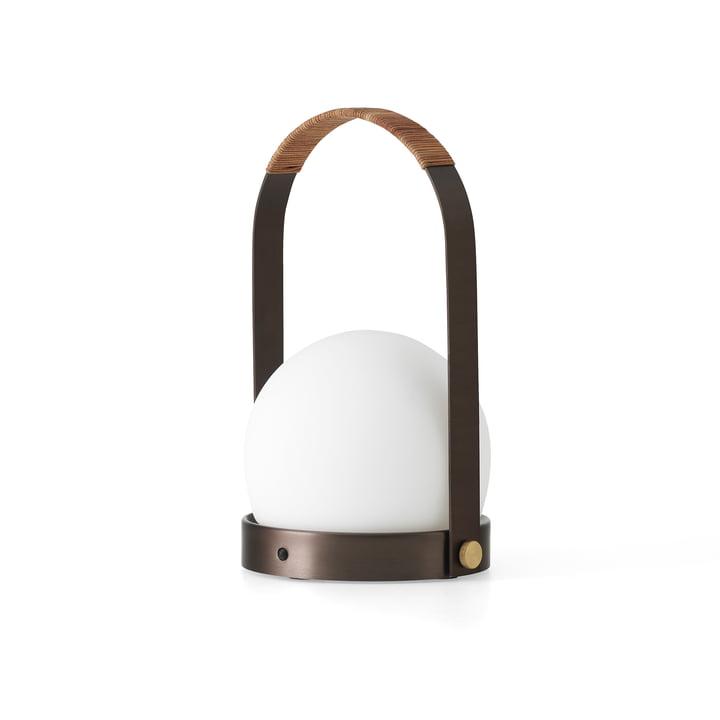 Menu - Carrie LED-lampe, bronze messing