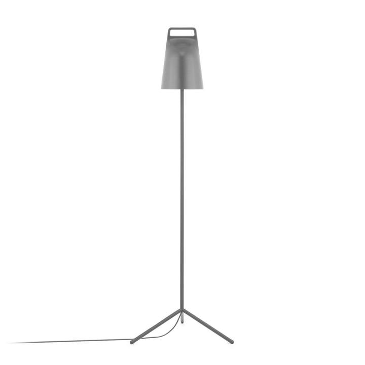 Stage gulvlampe fra Normann Copenhagen i grå
