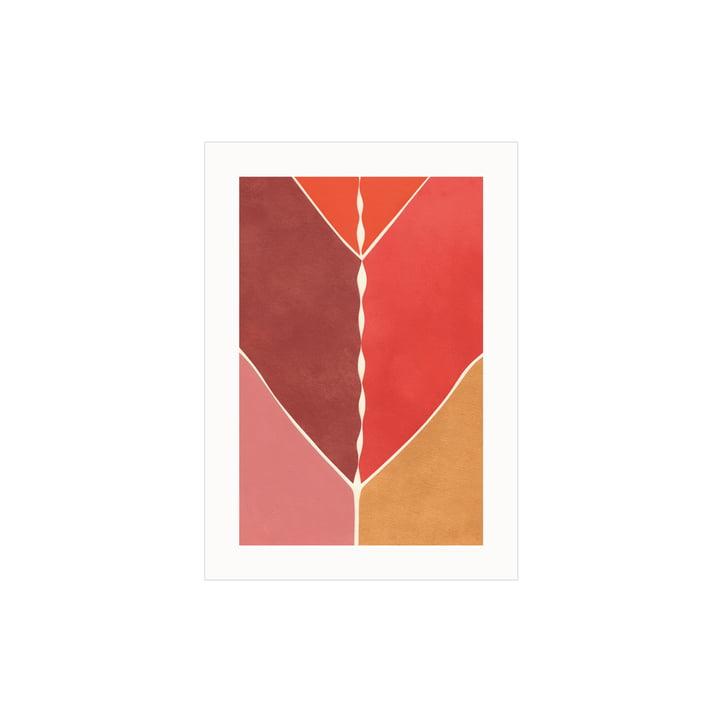 Navigation fra Paper Collective, 30 x 40 cm