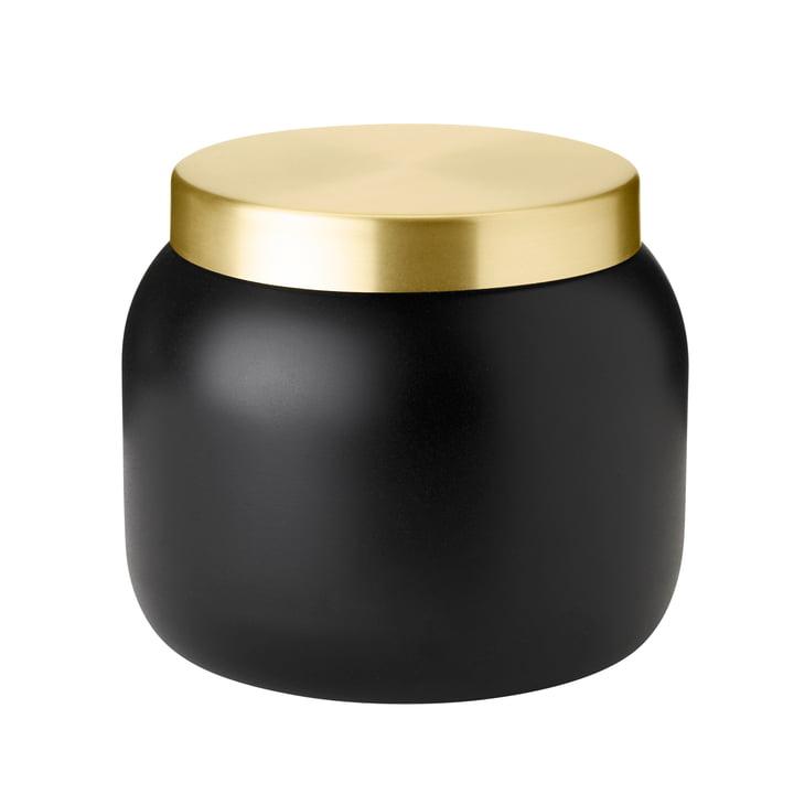 Collar -isspanden fra Stelton, 1. 8 l, sort / guld