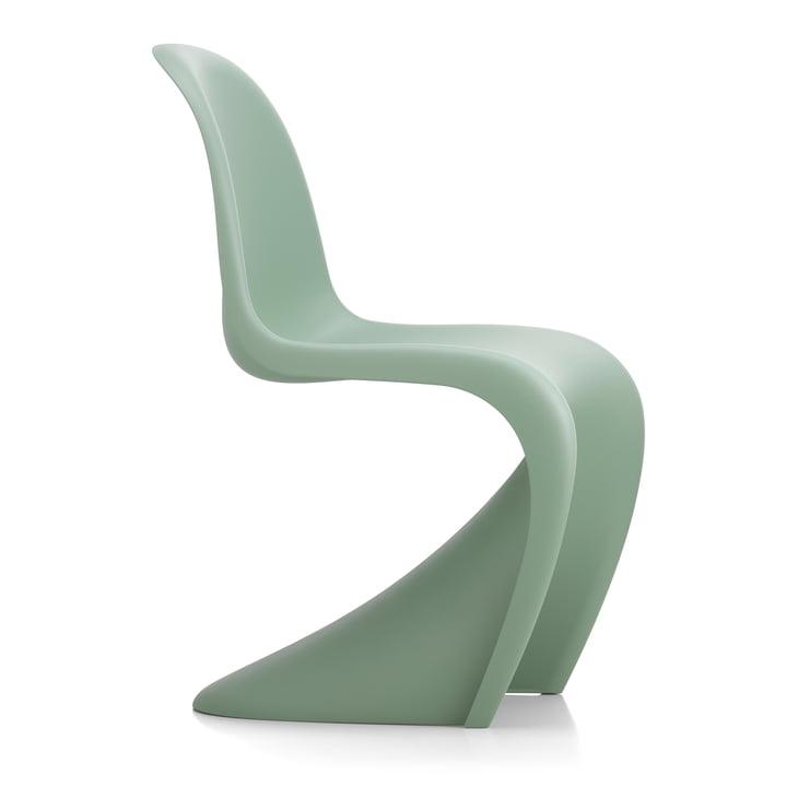 Panton Chair, blød mynte (ny højde) af Vitra