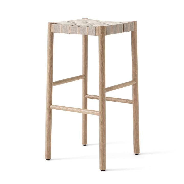 Betty TK8 barstol fra & Tradition, eg / naturlig