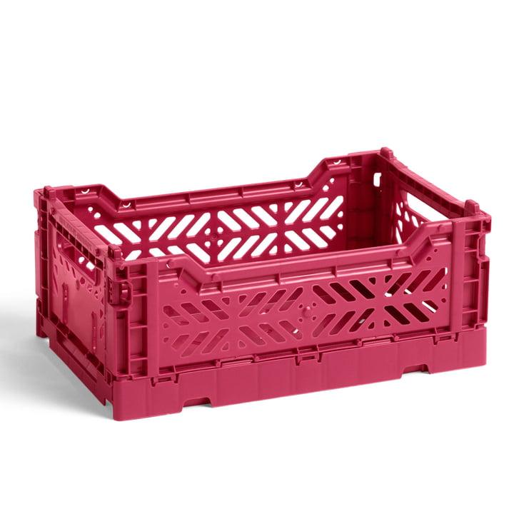 Colour Crate Basket S fra Hay, 26,5 x 17 cm, blomme
