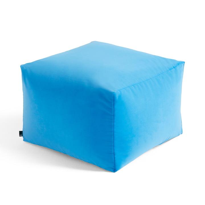 Varer Pouf af Hay, limited edition # 1, bright blue
