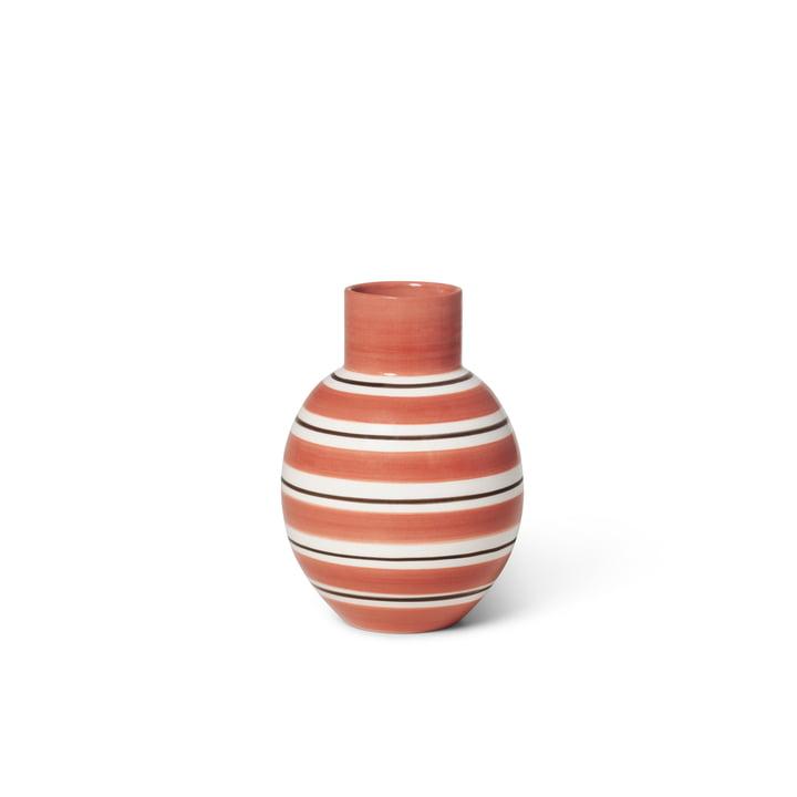 Omaggio-vasen fra Kähler Design, H 14,5 cm, terracotta
