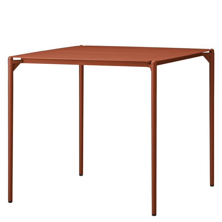 Den Novo bord ved AYTM, 80 x 80 cm, ginger bread