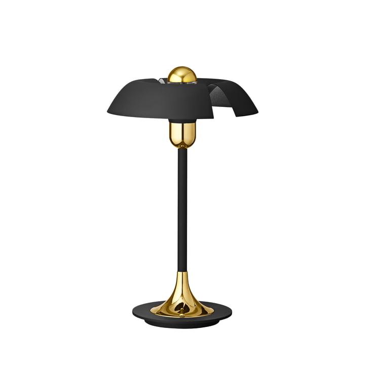 Cycnus bordlampe fra AYTM, Ø 30 x H 46,5 cm, sort / guld