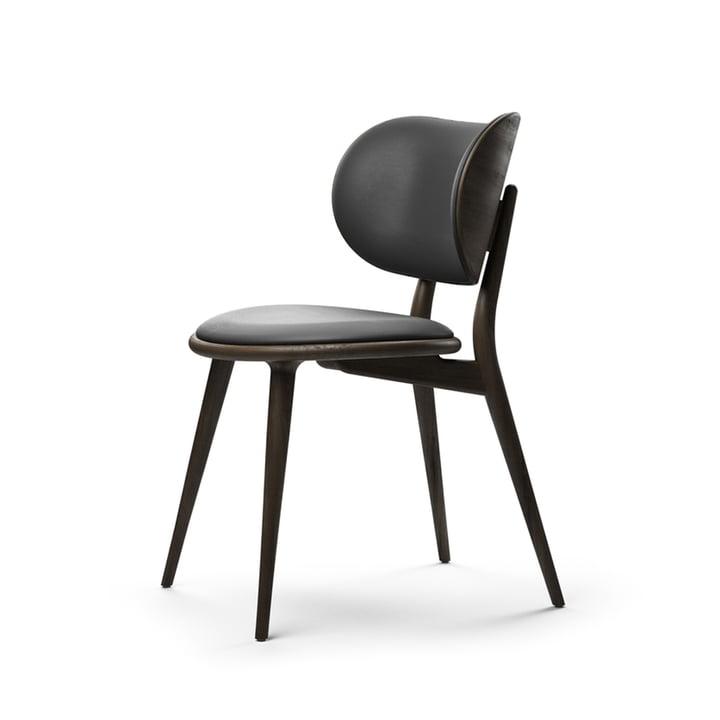 The Dining Chair, sort bøg / sort af Mater