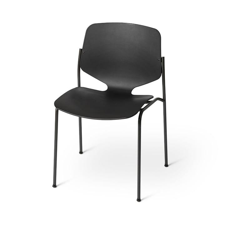 Nova Sea stol, sort af Mater