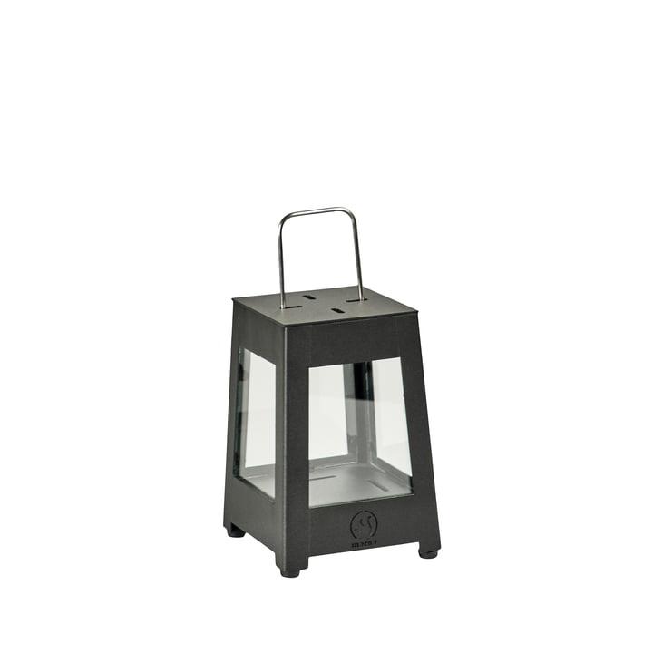 Faro lanterne small fra Morsø i sort