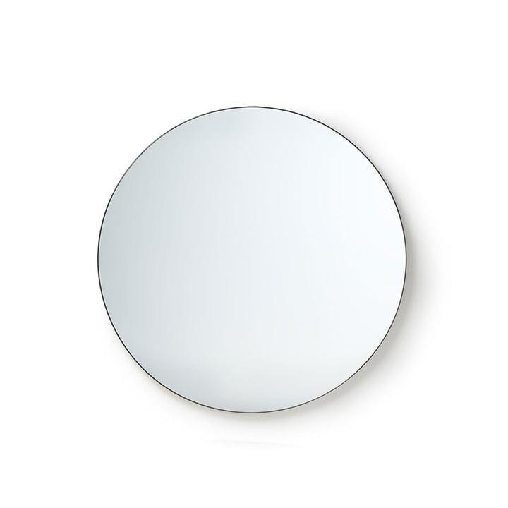 Det runde spejl fra HKliving, Ø 80 cm, sort