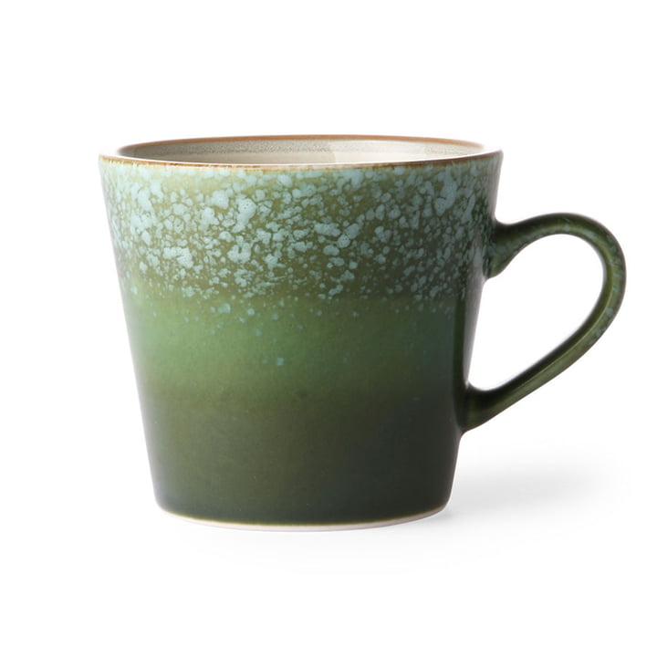 70's cappuccino kop fra HKliving, græs