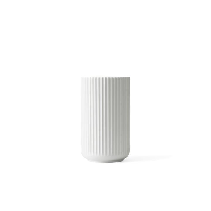 Lyngbyvase H 6 cm af Lyngby Porcelæn i hvid