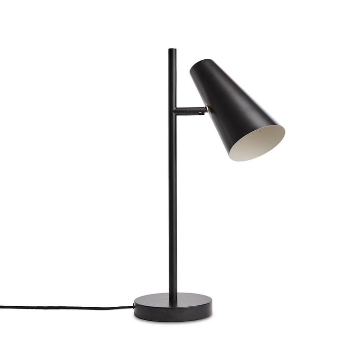 Cono bordlampe fra Woud i sort